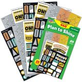 I Love Metal Plan To Shine Stickers Variety Pack