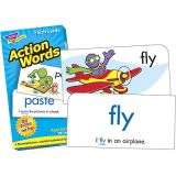 Skill Drill Flash Cards - Action Words Flash (96 Cards)