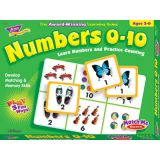 Match Me® Games - Numbers