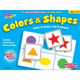 Match Me Game® - Colours and Shapes