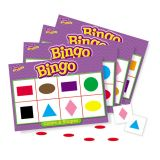 Bingo Games  - Colours & Shapes