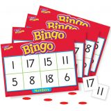 Bingo Games  - Numbers