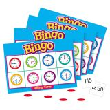 Bingo Games  - Telling Time