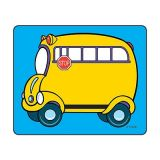School Bus Name Tags