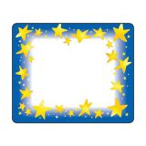 Name Tags 36 per pack - Star Brights