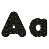 4 Sparkle Combo Packs Letters