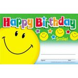 Recognition Awards - Happy Birthday-Smile