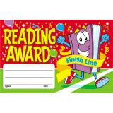 Recognition Awards - Reading Awards