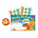 Happy Bithday! Scratch 'N Sniff