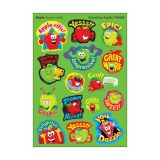 Appealing Apples Stickers– Mixed Shapes