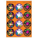 Trick Or Treat Round Stickers
