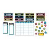Bold Strokes Wipe-Off Calendar Bulletin Board Set