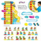 Playtime Pals Goal-Setting Adventures – Wipe-Off Bulletin Board Set