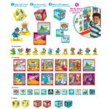 Tell A Story Playtime Pals Bulletin Board Set