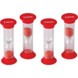 1 Minute Sand Timers-Mini