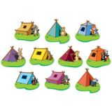 Ranger Rick Tents (10 Designs)