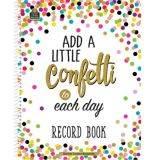 Confetti Record Book