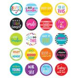 Inspire Planner Colorful Words Stickers