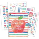 Lesson Plan & Record Book Watercolor