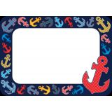Anchors Name Tags (36/pk)