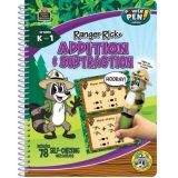 Power Pen Addition & Subtraction Learning-Ranger Rick