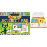 Pete the Cat Activity Pad