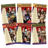 African American Leaders Poster (Set of 6)