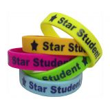 Incentive Wristbands - Star Student
