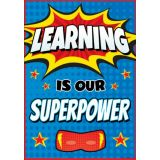 Learning Is Our Superpower Positive
