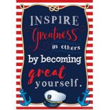 Inspire Greatness In Others Poster