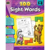 100 Sight Words Grades 1-2