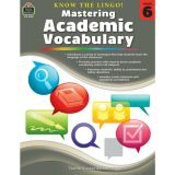 Mastering Academic Vocabulary
