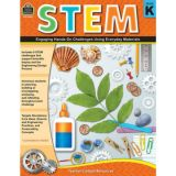STEM: Engaging Hands-On Challenges Using Everyday Materials Grade K