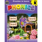 Practice to Learn: Phonics Grade K