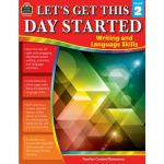 Let's Get Day Started: Writing and Language Skills