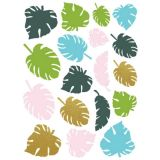 Tropical Palm Leaves Accents - Assorted Sizes