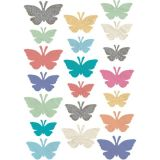 Butterflies Accents Assorted Sizes