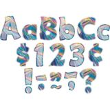 Iridescent Funtastic 4 Letters Combo Pack