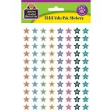 Stars Mini Stickers Valu-Pak