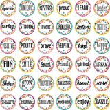 Positive Words Mini Accents