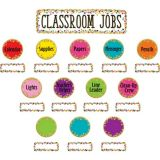 Confetti Classroom Jobs Mini Bulletin Board