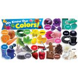 Colours in Photo Mini Bulletin Board Set