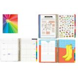 Stay Golden 17-Month Large Planner 2020