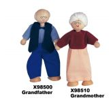 Doll Families - Grandfather