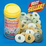 Alphabet Pebbles Lowercase Set (26 Pieces)