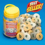 Alphabet Pebbles Word Building Set (50 Pieces)