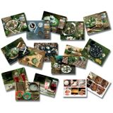 Mud Kitchens Activity Cards Set Of 16