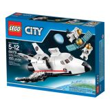 LEGO City Utility Shuttle