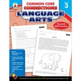 Common Core Connections Language Arts Gr 3