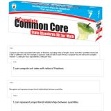 Common Core State Standards Kit for 7th Grade Math